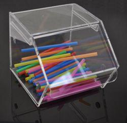 Contenitore multiuso in plexiglass