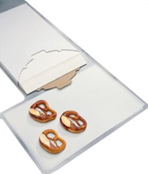 Carta da forno bisiliconata cm. 40x60 scatola da 500 fogli